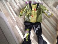 Frankenstein Halloween costume 3-5 yrs new with tags