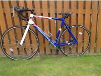 Claud Butler San Remo 56cm frame adult road bike for sale