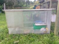 small animal cage/ hutch