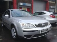 2004 Ford Mondeo 1.8 LX 5 door hatchback trade in to clear