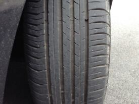 Ford 205 55 R16 wheels and tyres excellent tread