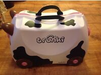 Very good condition Trunki kids suitcase