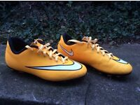 Nike football boots, very good condition