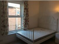 large double room for female foreign student or worker near Charminster