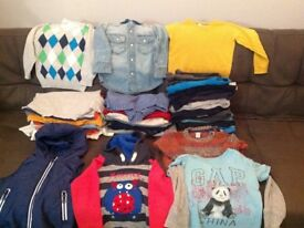 Toddler boy clothing 18-24 months