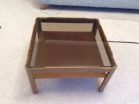 Genuine 1970 coffee table