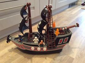 LEGO DUPLO PIRATE SHIP / BOAT