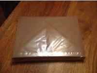 A5 brown rustic envelopes