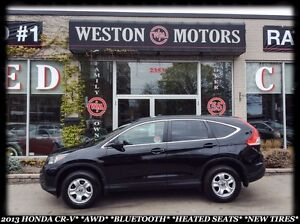 2013 Honda CR-V *EX- AWD *BLUETOOTH *AUTO *HEATED SEATS*