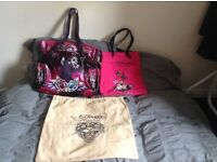Designer bag Ed Hardy by Christian Audigier