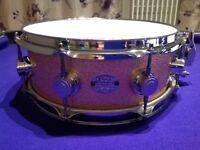 """DW (Drum Workshop) 12""""x5"""" Snare Drum"""