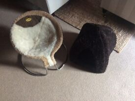 Cat igloo and cat chair
