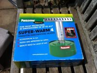 Parasene Super Paraffin greenhouse heater