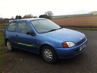 toyota starlet 1300cc automatic cheap little run around tow bar and nearly new tyres