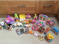 Toys, (check list for prices)