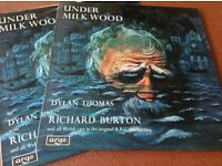 1954 Under Milk Wood by Dylan Thomas with Richard Burton