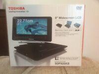 Toshiba Portable DVD Player