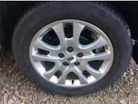 Freelander alloy wheels