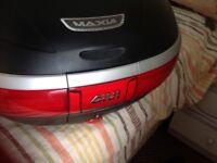 GIVI Maxia top box / helmet box for motorbike/scooter
