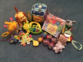 Baby toy bag 1