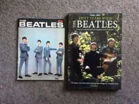 Beatles book and 1963 magazine