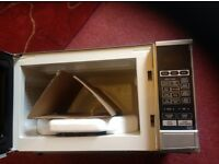 Sharp r-270slm microwave new