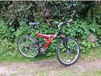 "Men's / Boy's 21-Speed Mountain Bike ""Kent Mega Flex"""