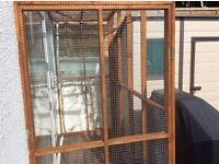Eight love birds aviary cages everythink