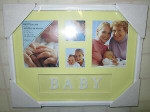 NEW - Baby Collage Frame