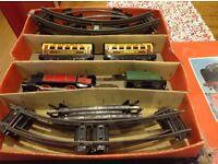 Hornby train set. M1 Passenger set