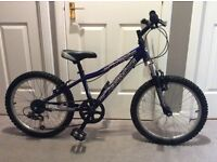"Kids Mountain Bike 20"" (Age 6-10)"