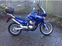 Honda Transalp 650, great condition, all books and service history, wants for nothing.