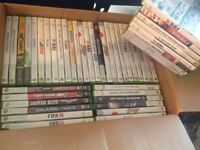 46 x Joblot Xbox 360 games
