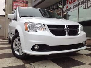 2016 Dodge Grand Caravan Crew w/ heated mirrors and XM radio