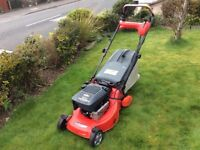 Castlegarden XS50 petrol Self drive key start lawnmower Briggs&Stratton QuantumXTE engine 19inch cut