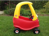 Little Tikes Cozy Coupe car in excellent condition
