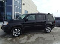 2014 Honda Pilot EX-L AWD, Only 37500 km, Leather, Sunroof, Pow