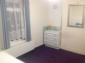 Spacious double room , newly refurbished, with separate Fridge £120pw
