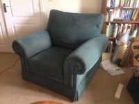 For Sale - 3 Piece Suite and Footstool