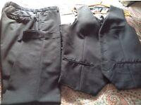 Men's trousers & waist coat