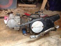 Honda monkey motorbike parts