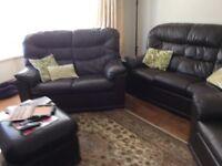 G.plan suite for saleG.plan leather suite