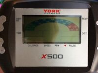 York Fitness x500 Barbell Cross Trainer