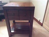 Small hall / Bedroom table