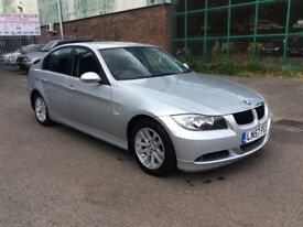 BMW 318i Automatic. Low mileage, 1 year MOT