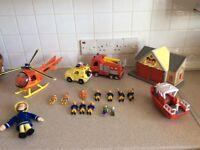 Fireman Sam collection