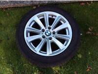BMW 5 series F10/F11 17 inch alloy wheel
