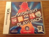 Midnight Play! Pack Nintendo DS Game