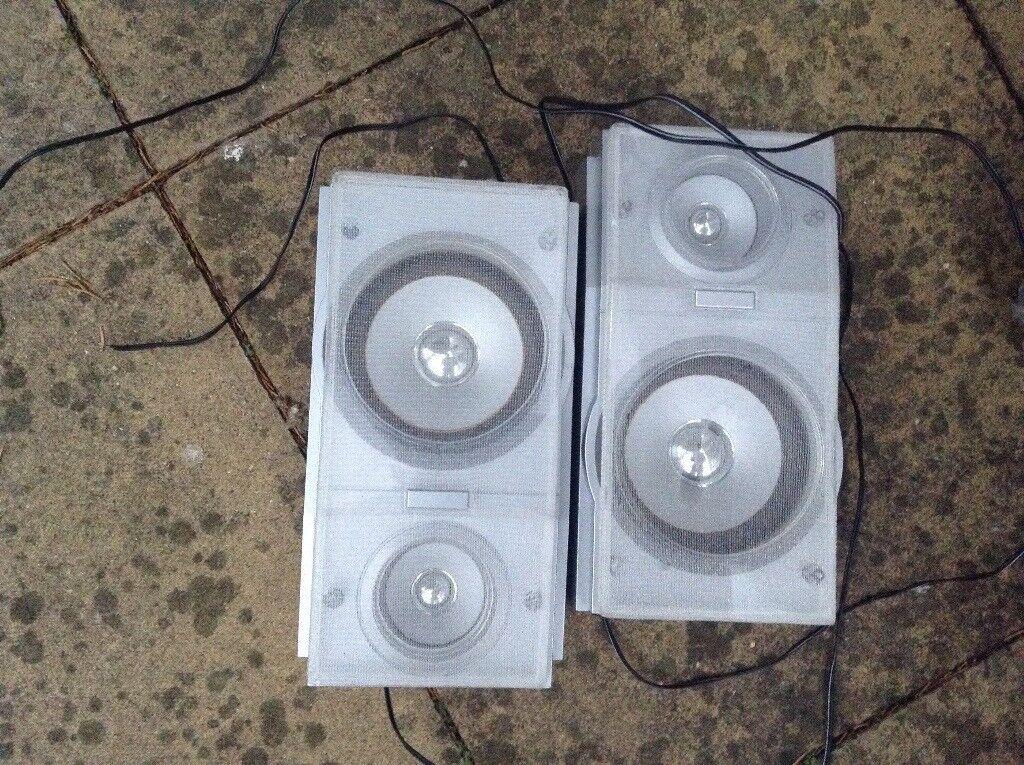 Mini speakers in excellent condition