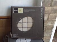 12 X boxes of Homebase natural stone mosaic tiles available in Clapham